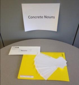 Concrete Noun Station