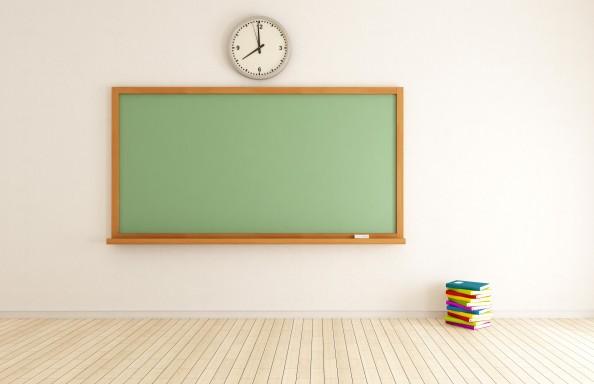 Naked Classroom