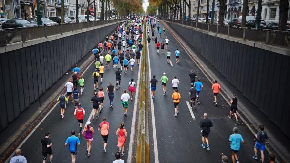 Ish Stabosz - marathon