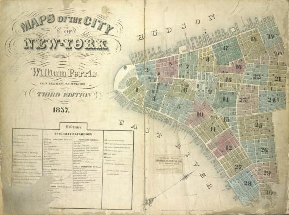 NYC 1857