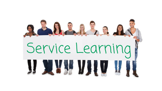 Incorporating Service Learning into Human Services Courses